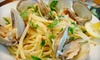 Bella Monte - Oceanfront: Italian and Mediterranean Cuisine at Bella Monte (Half Off). Two Options Available.