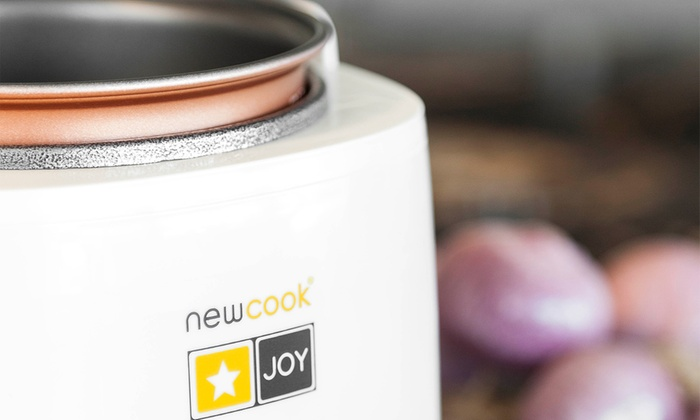 Robot cuiseur newcook joy groupon shopping - Newcook plus ...