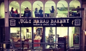 Ugly Bread Bakery: Italian Fresh Salads For Two at Ugly Bread Bakery (55% Off)