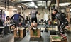 Up to 68% Off Fitness, Martial Arts Classes at Vault CrossFit