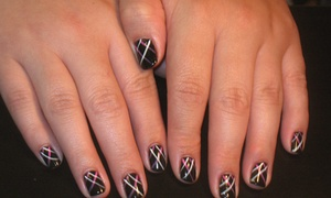 Creative Lcn by Andi: A Shellac Spa Manicure from Creative LCN by Andi (50% Off)