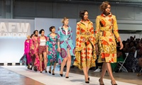 Africa Fashion Week London, 9 - 10 September, London Olympia