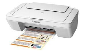 Canon PIXMA MG2540 Three-in-One Printer