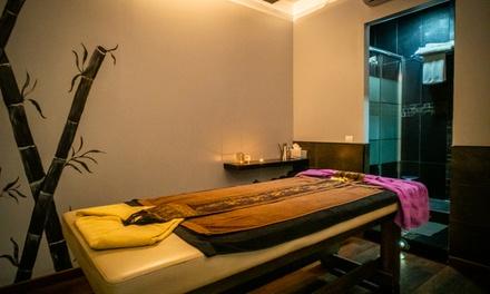 Ritual relajante tailandés en pareja con masaje en Aroma Thai Massage Spa (hasta 47% de descuento)
