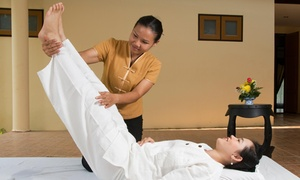 Andaman Massage: A 75-Minute Thai Massage at Andaman Institute of Massage (49% Off)