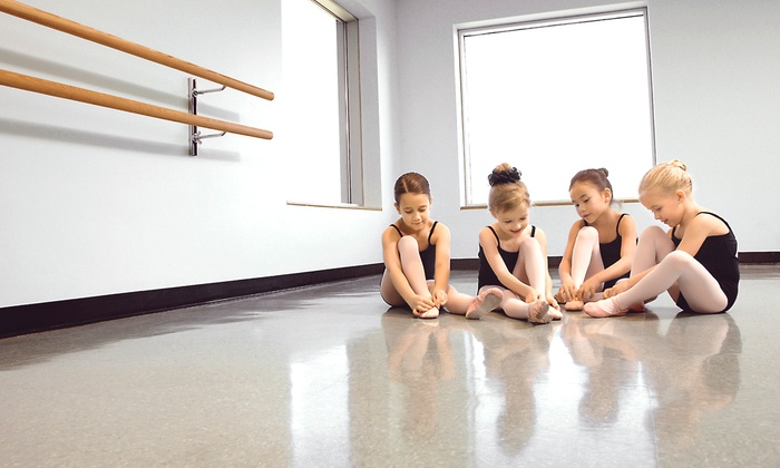 Studio 10 Dance Center - Oakland Estates: Four or Eight Drop-In Classes at Studio 10 Dance Center (Up to 81% Off)