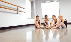 Studio 10 Dance Center: Four or Eight Drop-In Classes at Studio 10 Dance Center (Up to 81% Off)