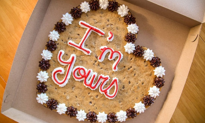 37 Off 16 Round Cookie Cake At Great American Cookies