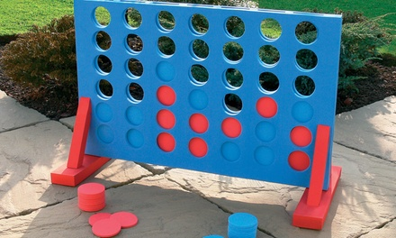 Range of JumboSized Family Garden Games
