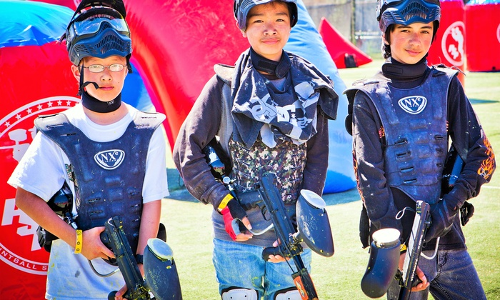 Paintball Tickets From 5 Lynden Wa Groupon