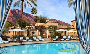 Up to 52% Off a 50-Minute Custom Massage at Alvadora Spa at Royal Palms Resort and Spa, plus 6.0% Cash Back from Ebates.