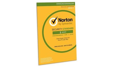 Norton Security Standard 2019 para descargar para 1 dispositivo