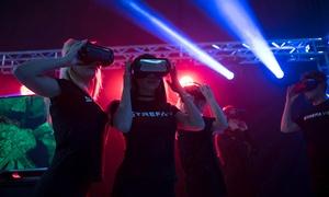 Strefa VR: Wirtualna rzeczywistość: organizacja urodzin lub wieczoru kawalerskiego od 349,99 zł w Strefie VR (do -33%)