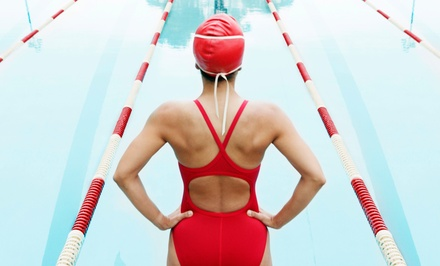One Month Membership for One to Olympic Swim and Health (62% Off)