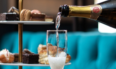 Afternoon Tea with Prosecco or Cocktail for Two or Four at The Courthouse Restaurant and Bar