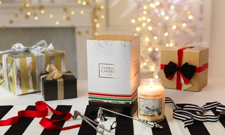 Yankee Candle 2016 Christmas Collection Gift Packs from £14.99