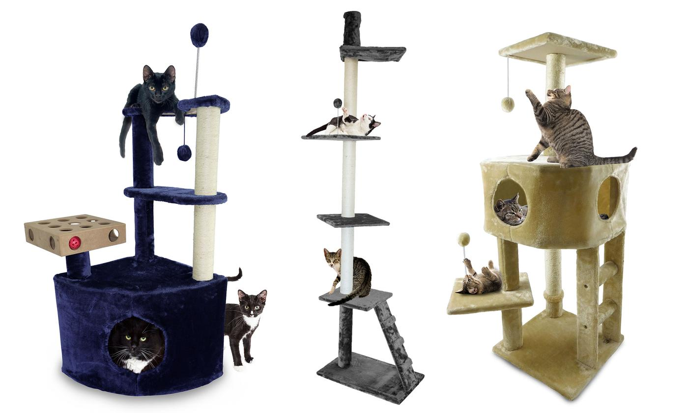 Cat Furniture Trees and Playgr...