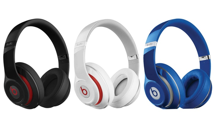 2285c1a7453 Beats by Dr. Dre Studio 2 Wired Headphones (Refurbished A-Grade ...
