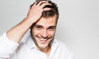 18 Sessions of Laser Hair Therapy at David Rozman Hair Salon (80% Off)