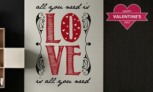 Wall Art Studios: R300 Wall Art Voucher for R149 with WallArt Studios (50% Off)