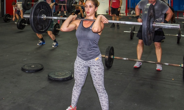 Live Free Crossfit - Upper East Side: One Month of Unlimited CrossFit or Boot-Camp Classes at Live Free CrossFit (Up to 69% Off)