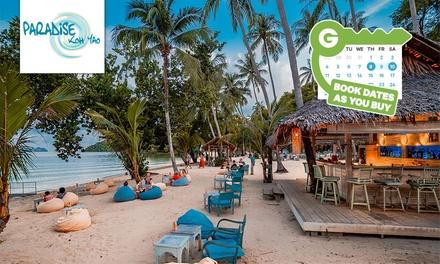 Phang Nga, Thailand: Studio for Two + Brekky, Transfers, Yoga Class, Snorkelling, Massage & Cocktail, 4* Paradise KohYao