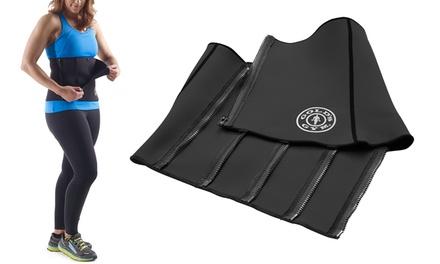 681e8473e Gold s Gym Plus-Size Adjustable Waist Trimmer Belt