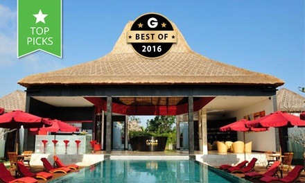 Seminyak: From $759 for a Pool Villa Escape for Two People with Breakfast and Transfers at Amor Bali Villas & Spa Resort