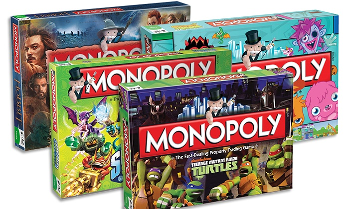 board games special offers