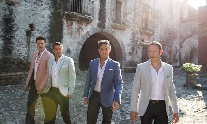 Il Divo: Amor & Pasión - Louisville Palace: Il Divo: Amor & Pasión on October 18, 2016, at 7:30 p.m.