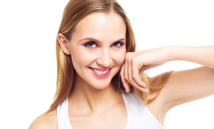One or Three Platelet-Rich Plasma Facial Rejuvenation Treatments at Ahimsa Medical Center (Up to 52% Off)