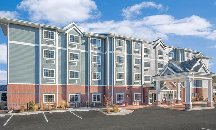 Brand-New Hotel near Ocean City's Shore
