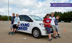 Young Driver: 30- or 60-Minute Driving Lesson at Young Driver (Up to 20% Off)
