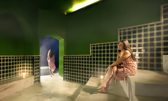 Hammam open space spa en m laga groupon - Spas en malaga ...