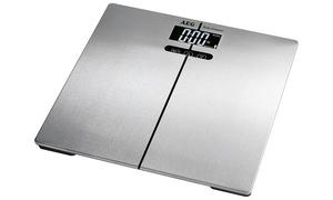 Pèse-personne 5 en 1 inox AEG