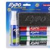 Expo Low-Odor Dry Erase Marker Starter Kit (6-Piece)
