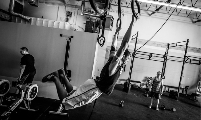Phenix Athletics - Millcreek: One or Three Months of Unlimited CrossFit 801Classes at Phenix Athletics (Up to 70% Off)