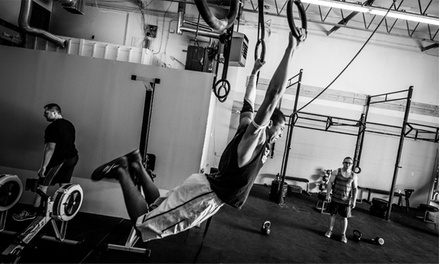One or Three Months of Unlimited CrossFit 801 Classes at Phenix Athletics (Up to 70% Off)