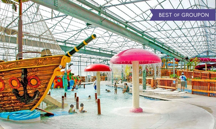 Beach Hotel & Water Park in South Padre Island