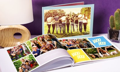 Livre photo A4 horizontal