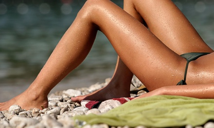 Up to 85% Off Laser-hair Removal at Total Body Health Center