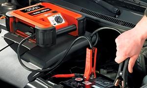 oferta: Arrancador de motores Black&Decker de 350 Amps por 89,99 € (52% de descuento)