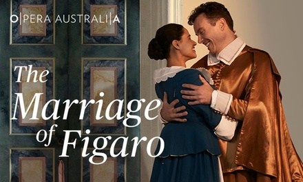 Marriage of Figaro at Sydney Opera House: Tickets , 18 Oct 2 Nov 2019