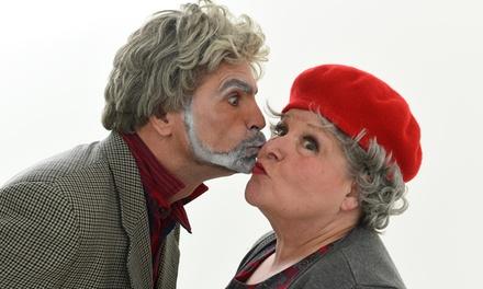 2 Tickets für diverse Komödien des KS Theater in der Komödie Wuppertal (bis zu 50% sparen)