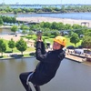 Ziplining Experience with Video