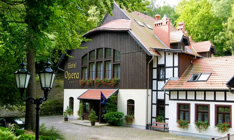 Sopot, Northern Poland: Double Room with Breakfast and Optional Dinner Credit at Hotel Opera from Hotel Opera
