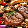 Fino a 3 kg di carne alla griglia
