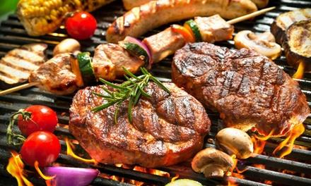 Fino a 2 kg di carne alla griglia a 26,90€euro