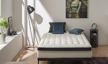 Colchón Luxury Grafeno Elite Confort