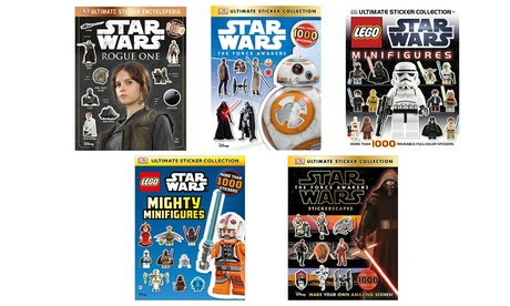 Star Wars Ultimate Sticker Collection 29ec64a0-1eba-11e7-b71b-00259069d868